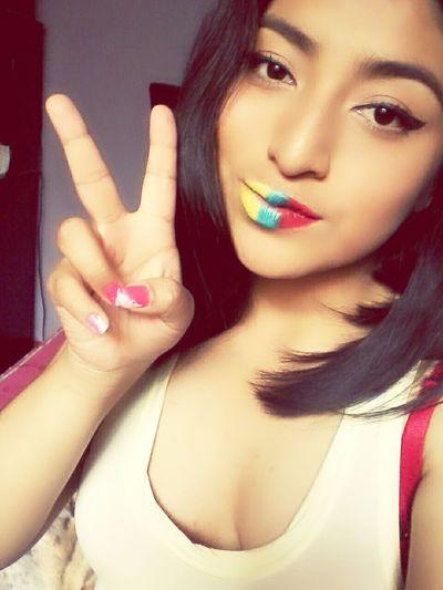 Vamos Ecuador Young Women First Eyeem Photo