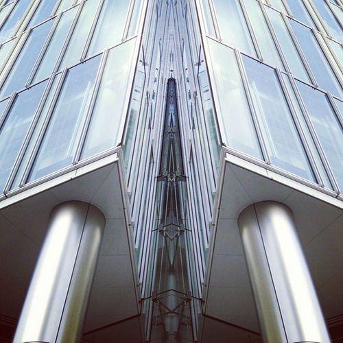 Buildings Instalookingupbuildings Architecture Design Windows Metalic Artworks Edge Sharp Shine Instaarchitecture Instaphoto Tokyo