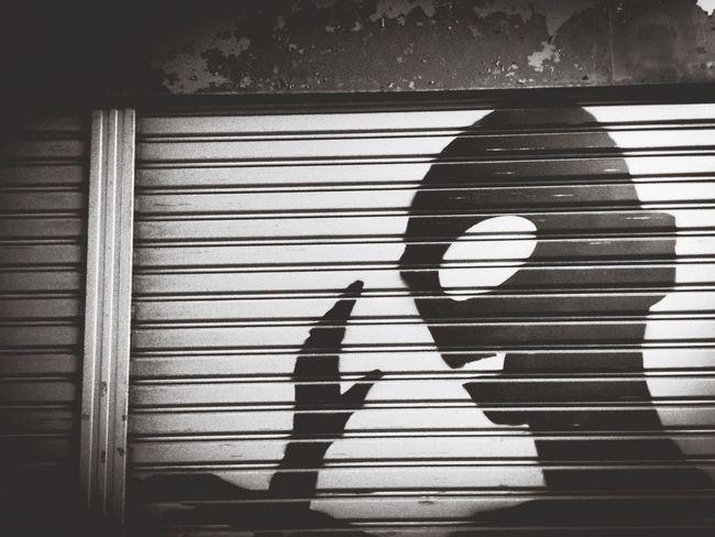 ultraman... Blackandwhite Monochrome Streetphotography Street Portrait Graffiti