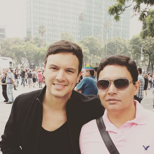 Ernuel & Alexdelamadrid Marchagay Mexicodf 2015년 Cuatrolunas Gayboy Reforma Coleccionandomomentos