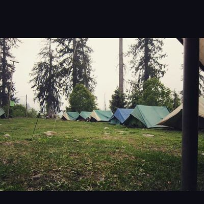 TravelTales Throwback Camp Solang Manali Himachal Incredibleindia Adventure Abode Wanderlust Lifeonmove Mountains