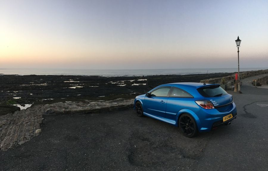 VXR Standrews Sunset