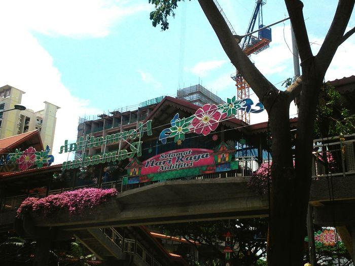 Geylangserai Singapore Streetphotography Eid Mubarak