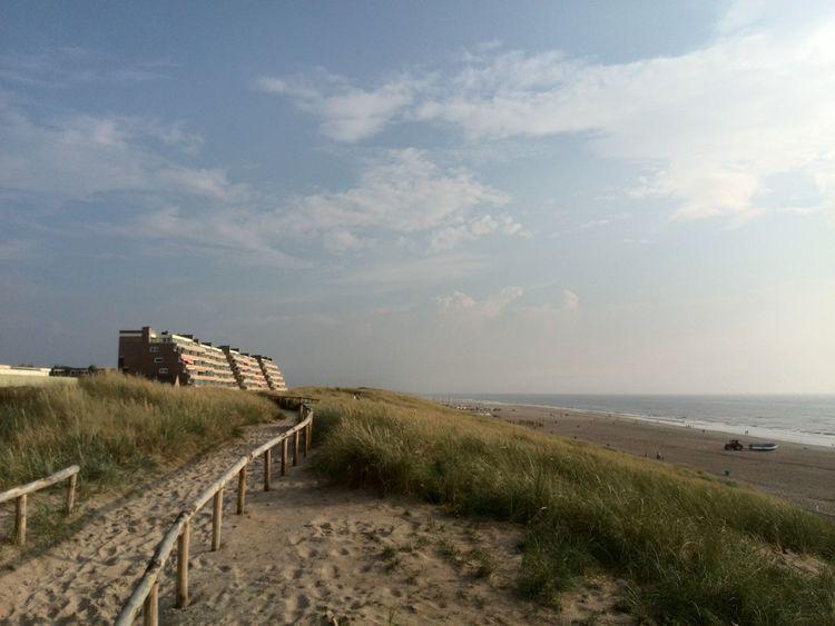 EyeEm Selects Rural Scene Beach Sea Sky Grass Landscape Architecture Shore Idyllic