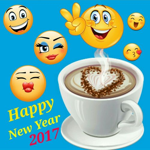 Happy New Year Picsart Pic Einfach So :) Good Morning Good Morning World!
