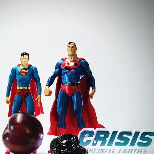 Midlife Crisis. Superman Superboy Comics Actionfigures Toys