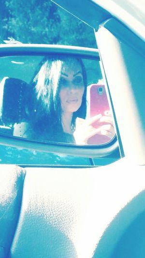 Reflecting Retrovisor Sunshine PicFeeling Cars Inspired