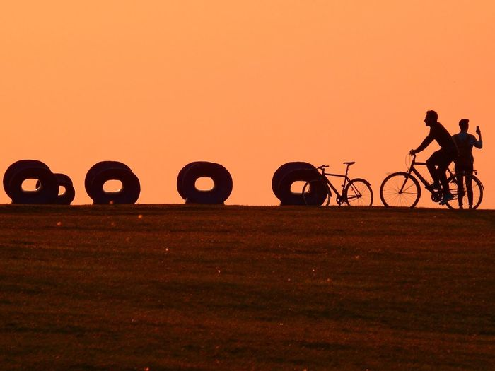 Sunset Bicycle