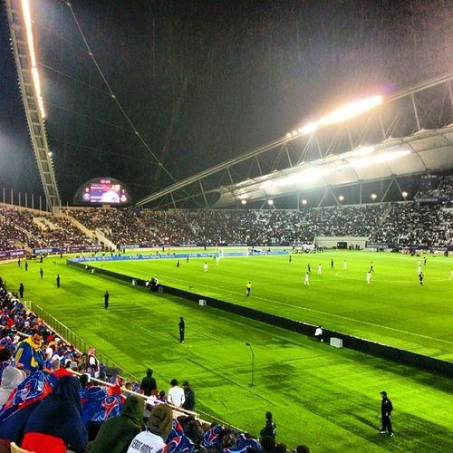 PSG v Real Madrid