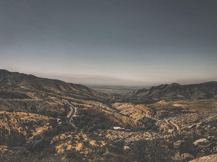 Mountains in uzbekistan.