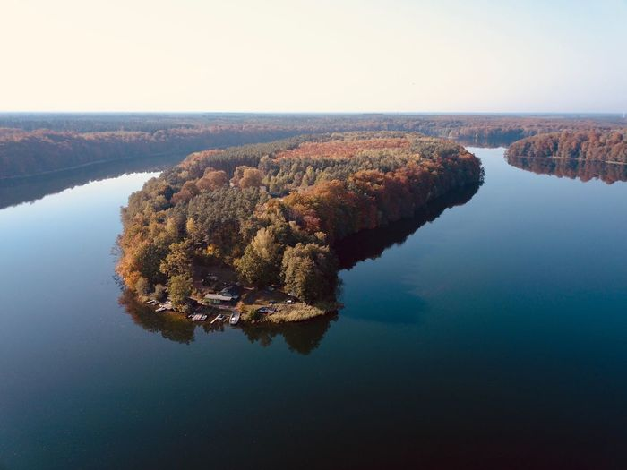 L I E P N I T Z S E E Dji Drone  Liepnitzsee Wandlitz Water Sea Nature Sky No People Beauty In Nature Tranquility Reflection Scenics - Nature Waterfront Tranquil Scene Outdoors Marine Day