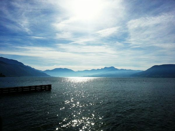 Attersee never fails to relax me. Great Outdoors Lake Filippa K Asks: What Inspires You?