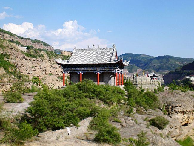 The ancient pavilion Ancient Pavilion China History