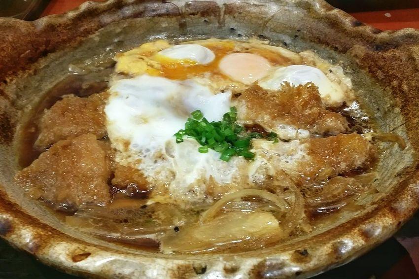 Yummy tongkatsu kamameshi dinner Food Porn Awards Foodporn Foodphotography