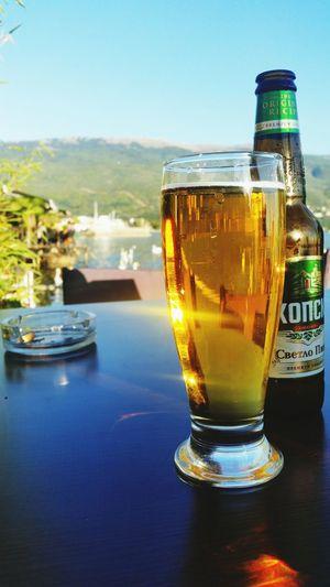 First Eyeem Photo New Eyeem Alcohol Beer Skopsko GalaxyS5