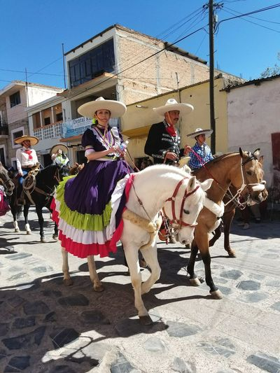 charros Tradition Galaxy Phonagraphy Travel Mexico Parade Horses Culture Exploring Outdoors