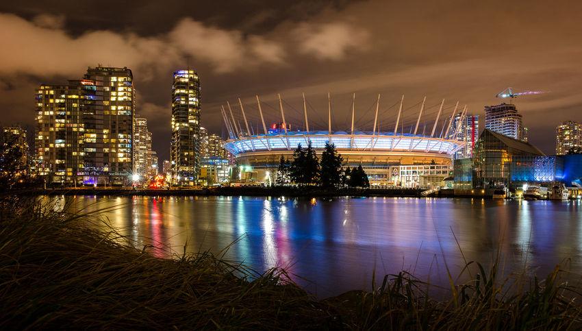 BC Place Vancouver