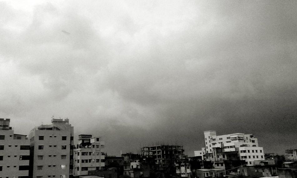 Rainy Days☔ Dhaka