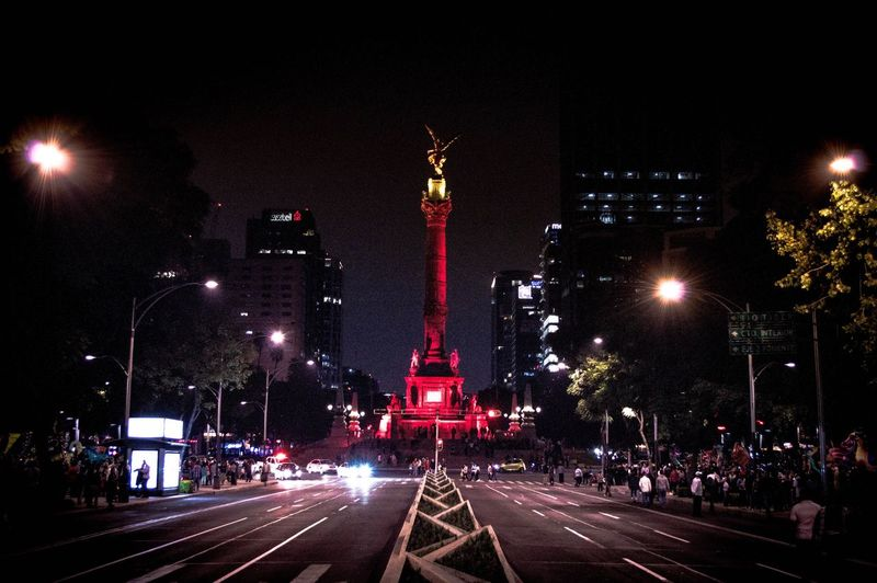Mexico City Cdmx Angel De La Independencia Independence Angel EyeEmNewHere EyeEmNewHere Neighborhood Map Avenida Reforma Live For The Story