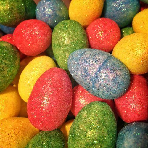 Spring Eggs...