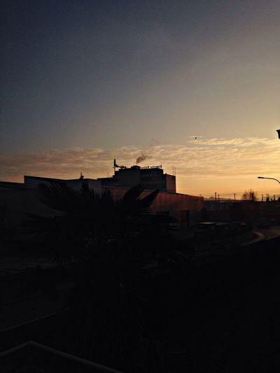 Goodnight Sky Skyline Light