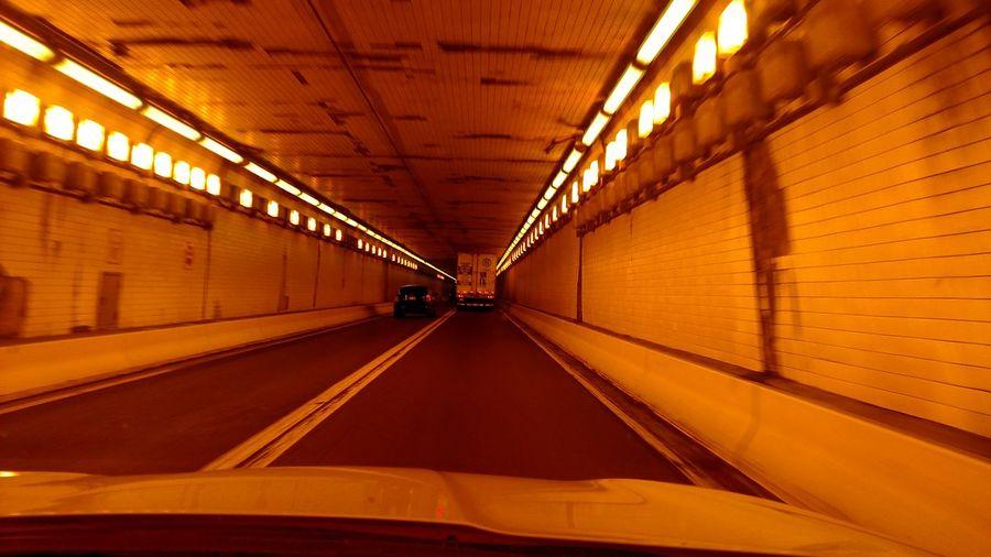 Tunnel Tunnel Of Light Tunnel View Traffic TrafficFlow Light