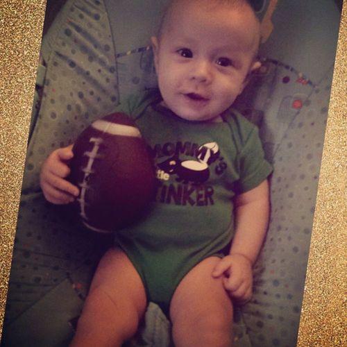 Hmmm...🐘🐴 Denver Broncos  Alabama Crimsontide Rtr  PeytonManning Samuelpeyton 💚