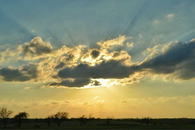 Skyporn Texas Sky