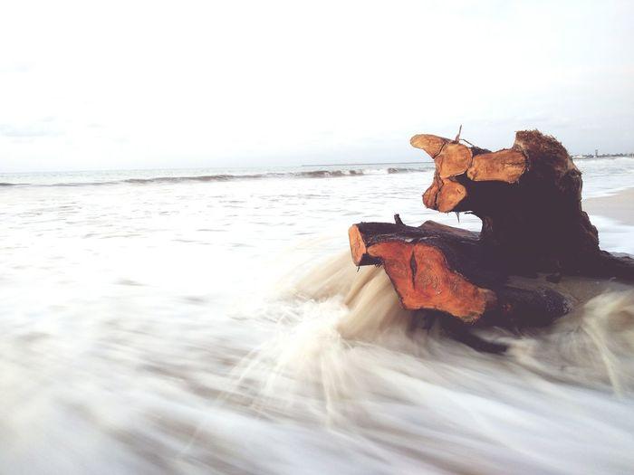 View of a beach