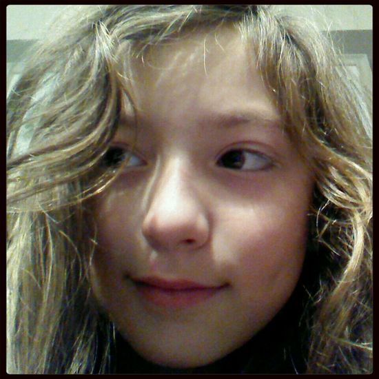 Selfportrait Girl