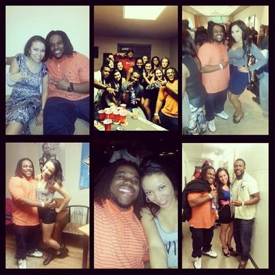 I guess you can say this weekend was a success!!! TroyU to VanderbiltU GoodTimes Makingmemories TurnUpCrew