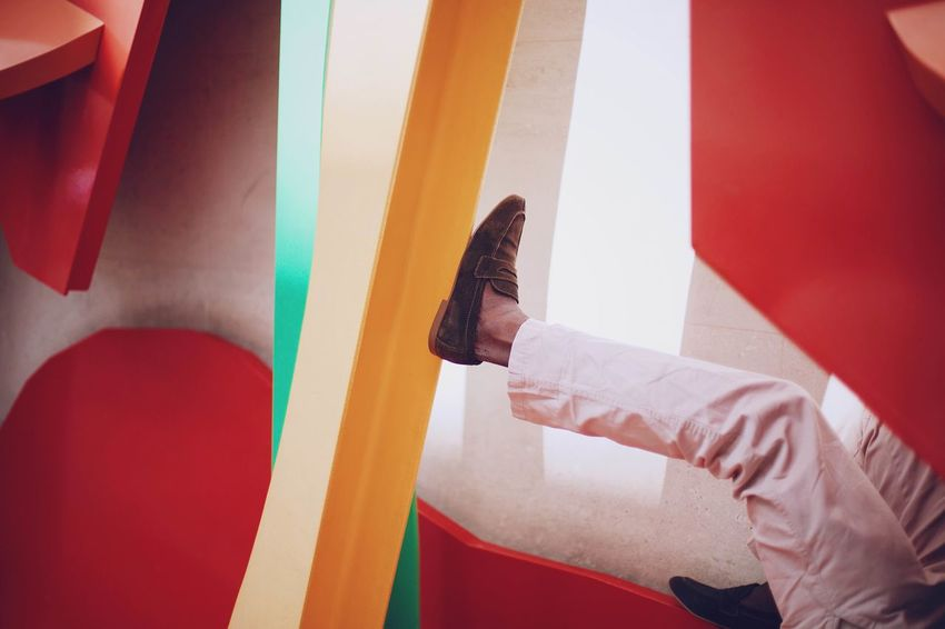 Abstract Abstractart Architecture Art Art And Craft Artist ArtWork Colorful Colour Craft Design Feet Foot Footwear Formal Loafer Loafers Multi Colored Nap Shape Shapes Shapes And Forms Shoes Sleep Smart The Street Photographer - 2017 EyeEm Awards Place Of Heart EyeEm Ready   Love Yourself Adventures In The City