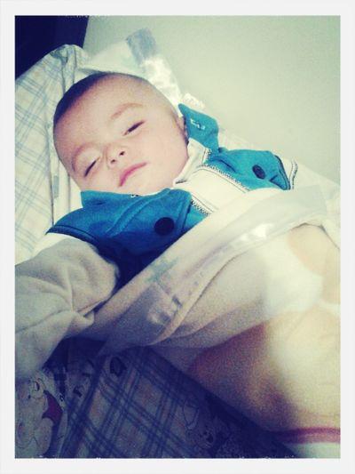 Baby ❤ Matias