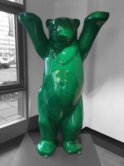 …and 'Hello' to Europcar's Berliner Buddy Bär!