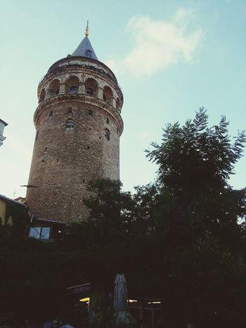 Hello World Galatakulesi Istanbul Turkey