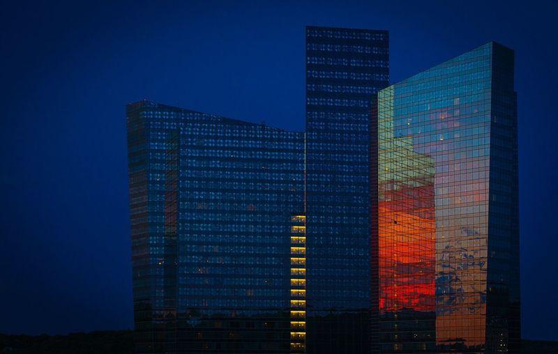 Mohegan Sun Architecture Architecture_collection Lowlight Nightphotography