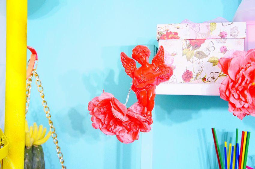 Lavinia is fluo rococo👑✨🌷 Laviniafenton Plasticbomb Baroque Lifestyle Studio Girl Cute Fluo  First Eyeem Photo Details