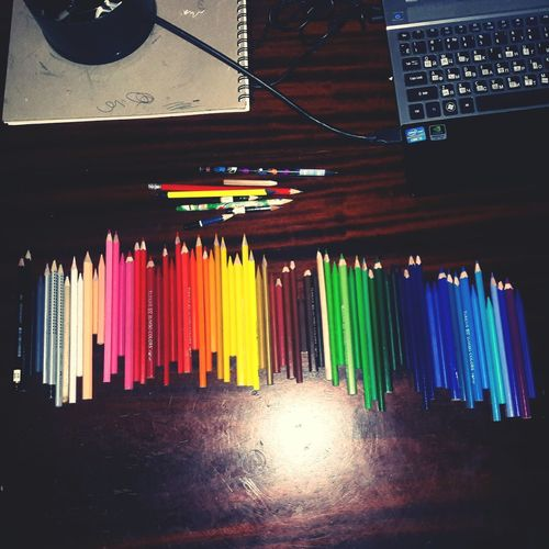 Collection Art, Drawing, Creativity Pencils