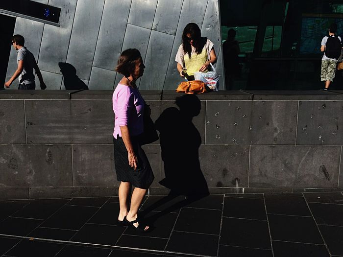 L.R.F.B. EyeEm Melbourne Open Edit Procamera Streetphotography Streetphoto_color Mobilephotography IPhoneography People Watching The Street Photographer - 2015 EyeEm Awards