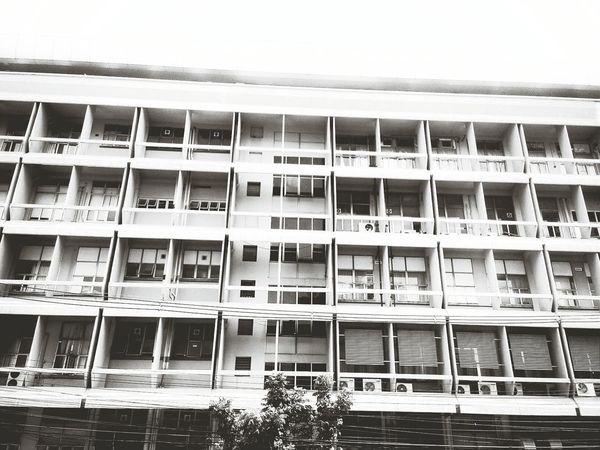 Hospital Architecture Facade