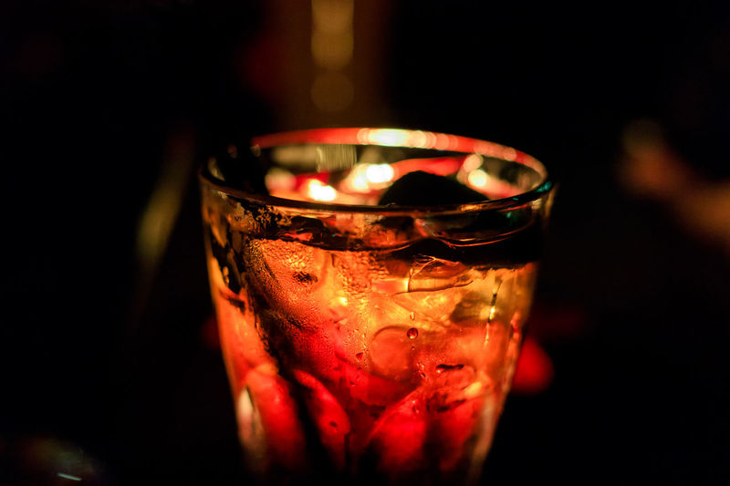 Drink it all in