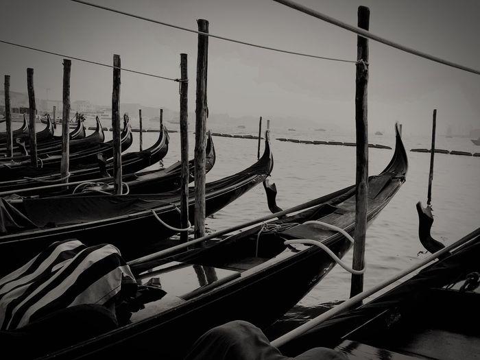 Andagietto Aida Cruise Aida Venice, Italy Gondola - Traditional Boat Transportation Water Nautical Vessel Outdoors Day Sea
