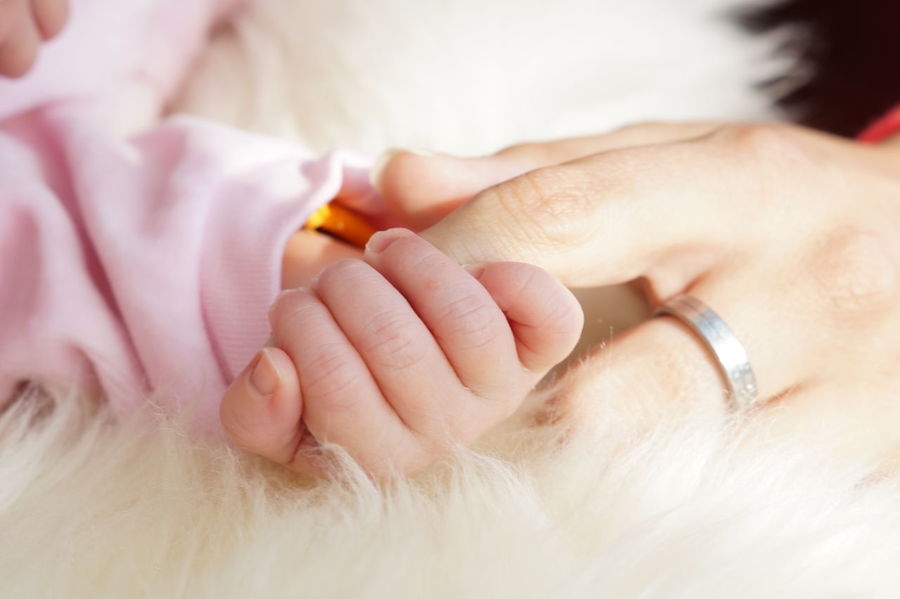 First days of life, full of love Baby Holding Hands Adult Baby Babyhood Care Child Childhood Close-up Finger First Day Of Life Hand Healthcare And Medicine Holding Human Hand Indoors  Infant Innocence Love Newborn People Warm Women Young