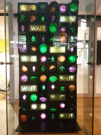 Window Display Design Indoors  No People Multi Colored Illuminated Day Close-up