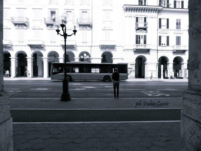 Corso Nizza, Cuneo. Cuneo Urban Life Fabioconte Lumix Blackandwhite Photography WhiteCollection