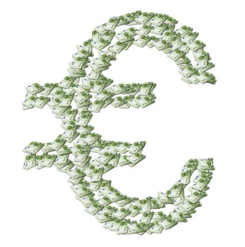 € Euro White
