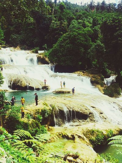 Aliwagwag falls! Zoom it! Feel it! Mindanao Fine Art Photography