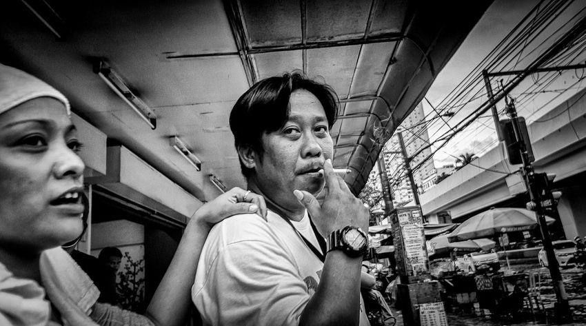 that thing will kill you... Smoking Cigarette  Manila Pinoyphotography Streetphotography Street Streetphotography_bw The Street Photographer - 2015 EyeEm Awards EyeEm Best Shots EyeEm Gallery