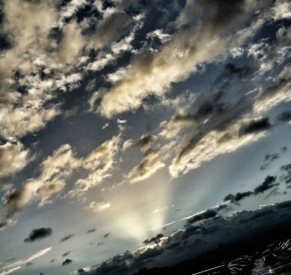 """""""Tilted World / Schieflage"""" AntiM Atmospheric Mood Cloud Cloud - Sky Cloudscape Cloudy Dramatic Sky Light And Shadow Majestic Moody Sky Outdoors Overcast Power In Nature Storm Cloud Wheatherpro: Your Perfect Wheather Shot Showcase: November"""