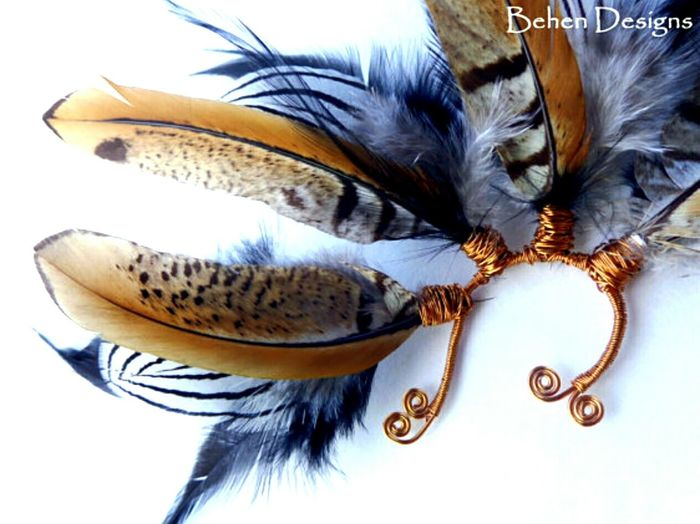 Just a little something from my collection || www.BehenDesigns.etsy.com Macro Handmade Jewellery Streamzoo Family Streamzoo Feathercraft Boho Chic Etsy Enjoying Life La